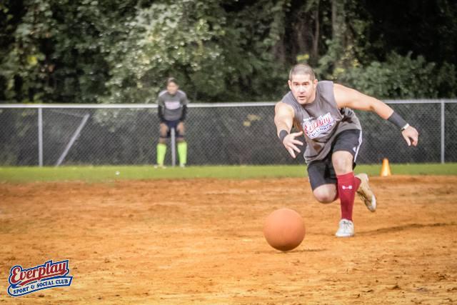 Kickball Thursdays Columbia Spring Everplay Sport
